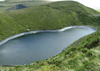 Integrated water management for river basins in S. Miguel (Ponta Delgada), Azores