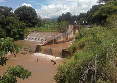 Design and Supervision of Construction and Rehabilitation Irrigation Schemes